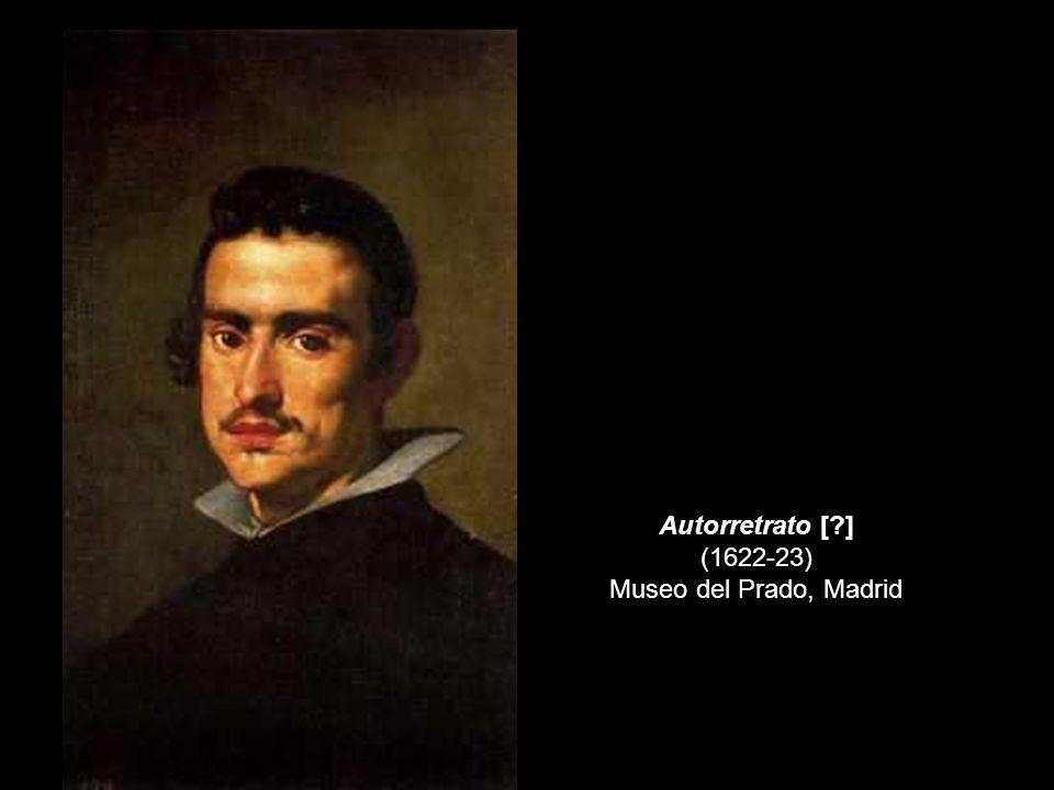 Autorretrato [ ] (1622-23) Museo del Prado, Madrid